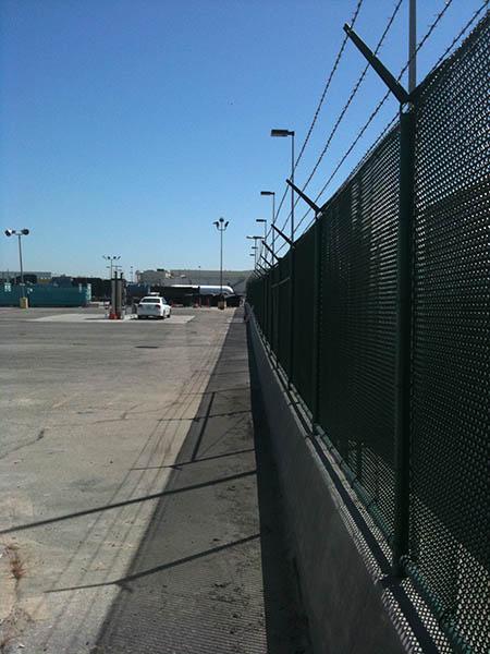 Vca Engineers Inc 187 Aoa Perimeter Fence